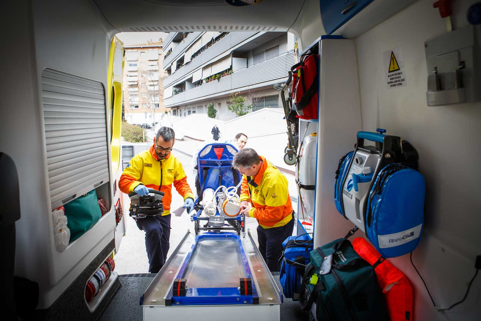 Servei d'emergències mèdiques SEM