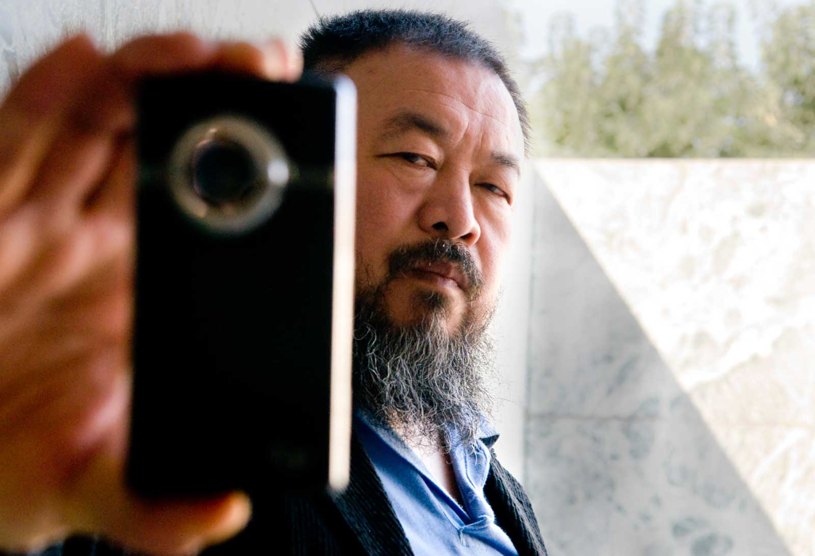 AIWEIWEI _ WITH MILK  - desembre 2009 - Pavelló Mies van der Rohe - Barcelona7