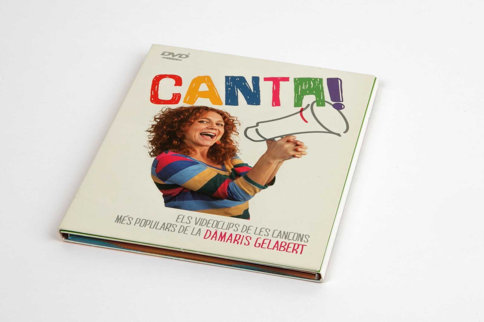 Dàmaris Gelabert - CANTA
