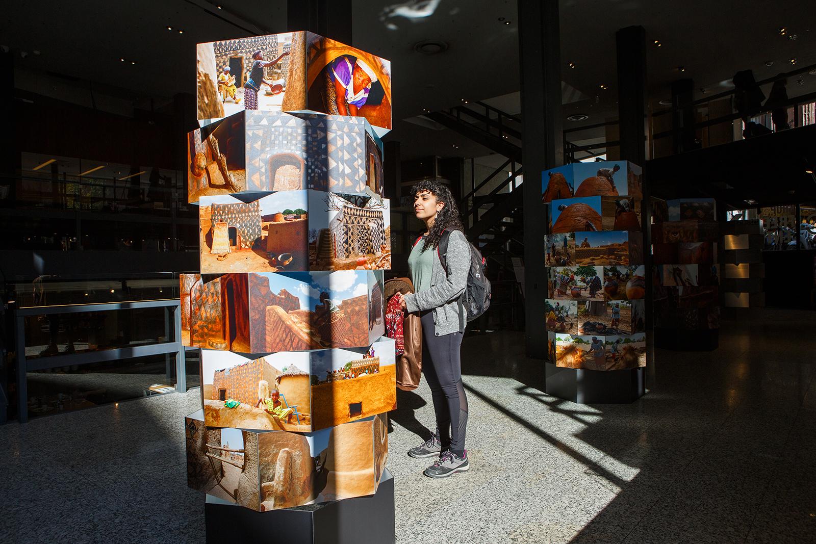 Exposició Per_Durar al COAC de Barcelona