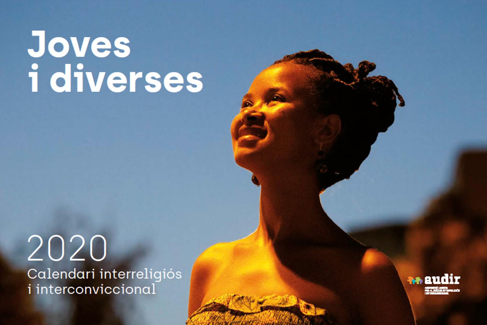 calendari Audir 2020 Joves i Diverses