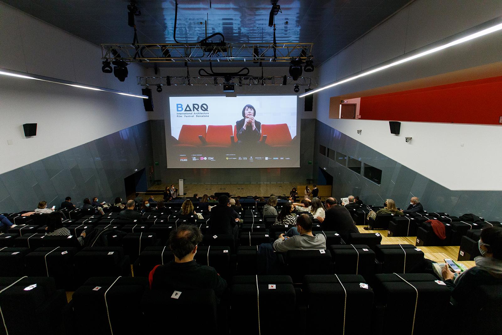 BARQ International Architecture Film Festival Barcelona al DHUB Barcelona
